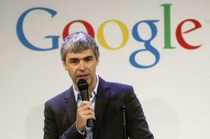 Le secret de Larry page